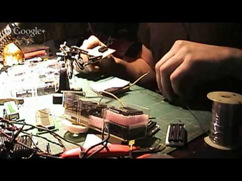 Battery charger modification part 2 - Microcontroller