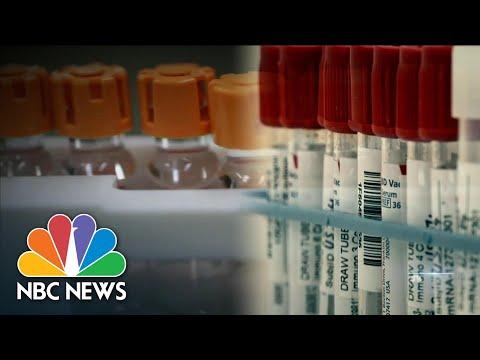 Pfizer Covid-19 Vaccine Enters FDA Approval Process | NBC Nightly News