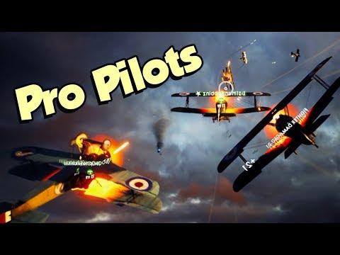 The REAL Dogfighters of Battlefield 1 Air Assault