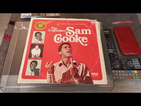Sam Cooke 🇺🇲 - A Change Is Gonna Come 1964 - Vinyl The Legendary Sam Cooke 3LPs 🇺🇲 1974