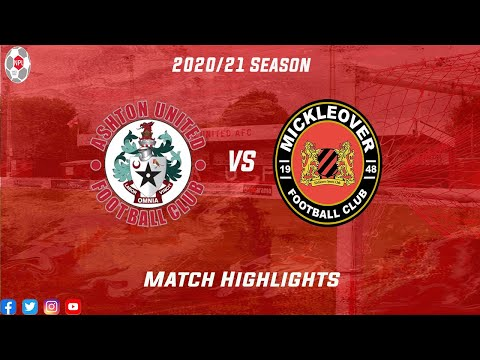 Ashton Utd Mickleover Goals And Highlights