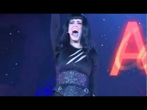 Katy Perry E.T.  - California Dreams Tour Spandex Ass Edit
