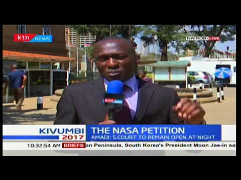 NASA petition : Some of the Lawyers expected to front NASA's legal battle in the Supreme Court