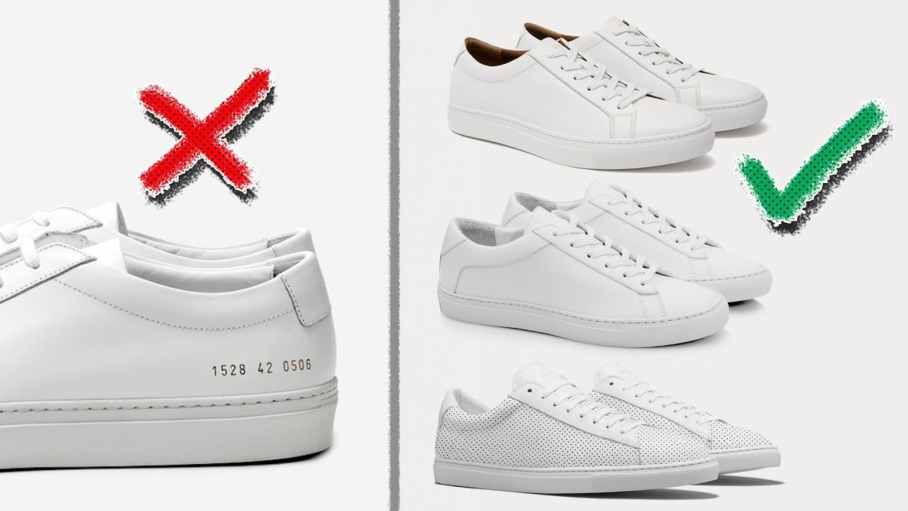 4b5ee7557855f8 3 SNEAKERS THAT BEAT COMMON PROJECTS ACHILLES LOW
