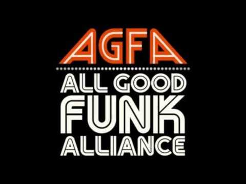 All Good Funk Alliance - Party Over Here