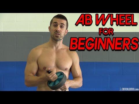 AB Wheel Exercises for Beginners