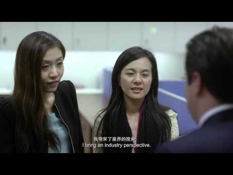 HKEX Staff Live the Company's Values 在香港交易所工作的每一天