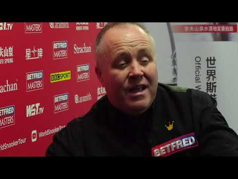 "Higgins ""Gutted"" To Lose Betfred Masters Final"