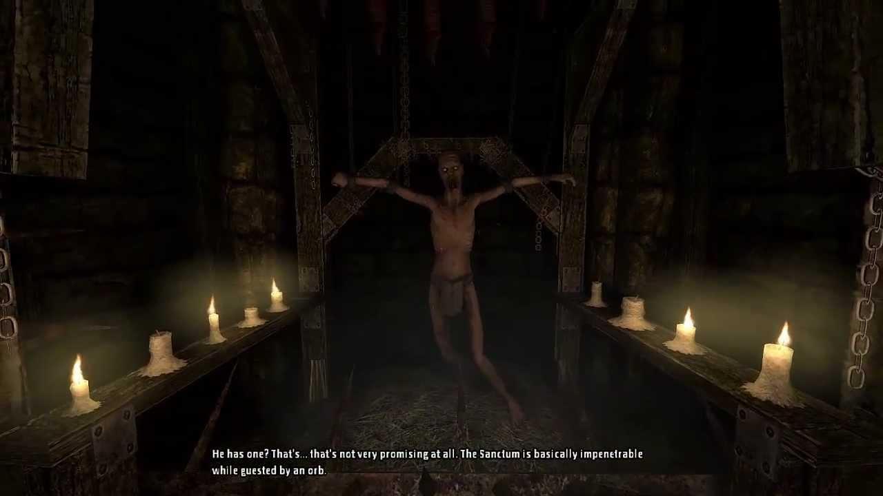 Amnesia: The Dark Descent | Part 15 | Weird Creepy Guy ...