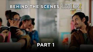 "Download Video FILOSOFI KOPI 2: BEN & JODY - Behind The Scenes ""Part 1"" MP3 3GP MP4"
