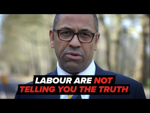 James Cleverly: The Labour Party aren't telling you the truth about free school meals. Why?