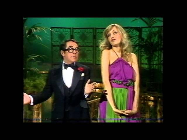 TWIGGY & RONNIE CORBETT - DROPPING NAMES (1978)