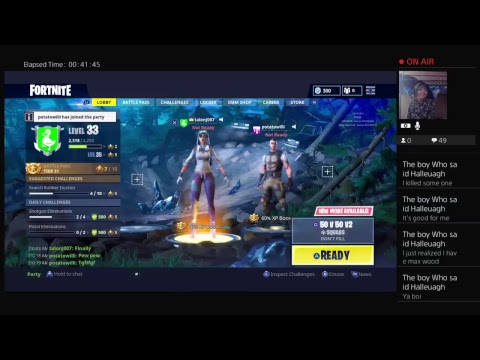 Fortnite, the early show