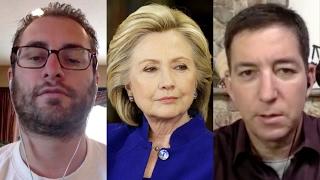 Jordan & Glenn Greenwald on Democratic Party ...