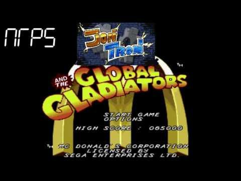 JonTron and the Global Gladiators (Mashup)