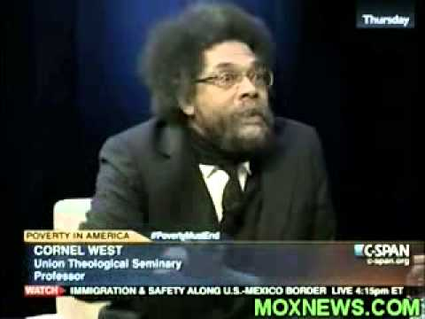 Cornel West Explains Why It Bothers Him That Obama Will Be Taking The Oath With MLK's Bible.