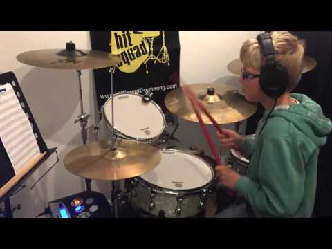 Luke   Fools Gold Stone Roses Drum