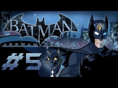 Batman: Arkham Origins Gameplay / Playthrough w/ SSoHPKC Part 5 - Random Crime #2