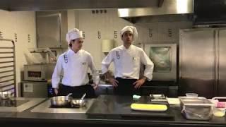 Vídeo tutorial 1: Alfajores i Tacu tacu amb llom saltejat