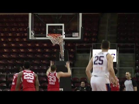 Alec Peters (34 points) Highlights vs. Memphis Hustle