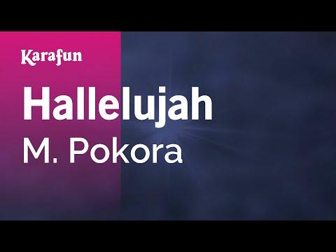 Karaoke Hallelujah - M. Pokora *