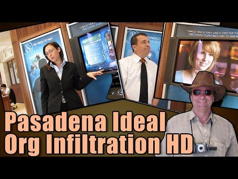 Pasadena Ideal Org infiltration with AnonOrange