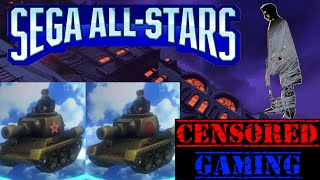 Sega Superstars/All Stars (Series) Censorship - Censored Gaming