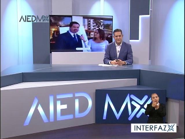 Enlace sobre TV Morfosis con Ana Cristina Olvera