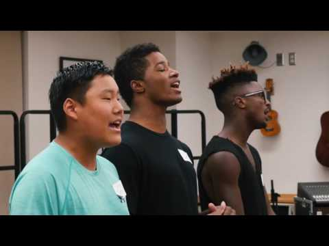 Chadwick School's In the Heights Audition Workshop