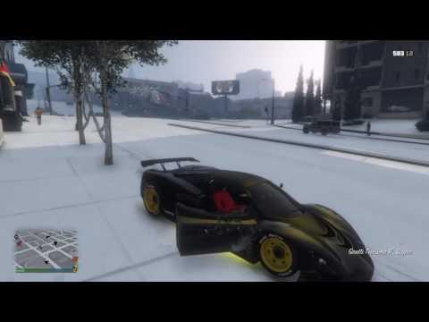 Asking Rockstar about GTA 5 Snow (LIES)