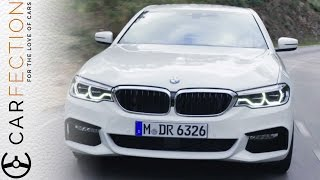 BMW 5 Series (G30): All-New, Attractive and Awesome - Carfection