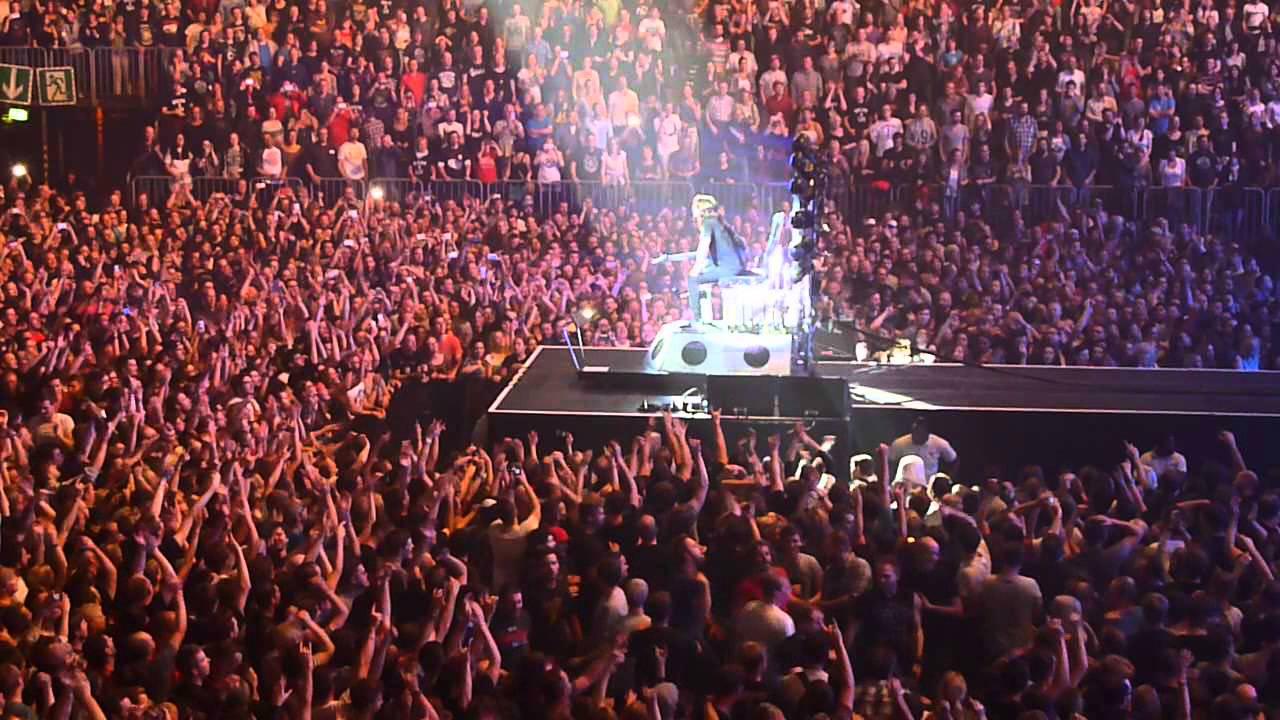 Foo Fighters Lanxess Arena