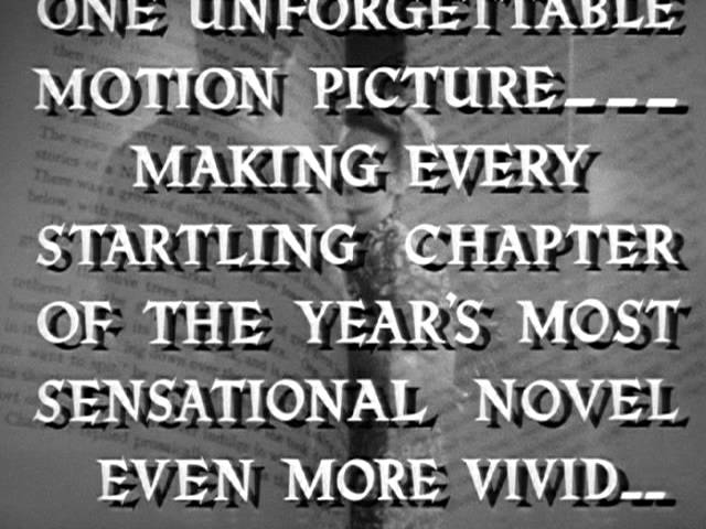 Now, Voyager - Trailer