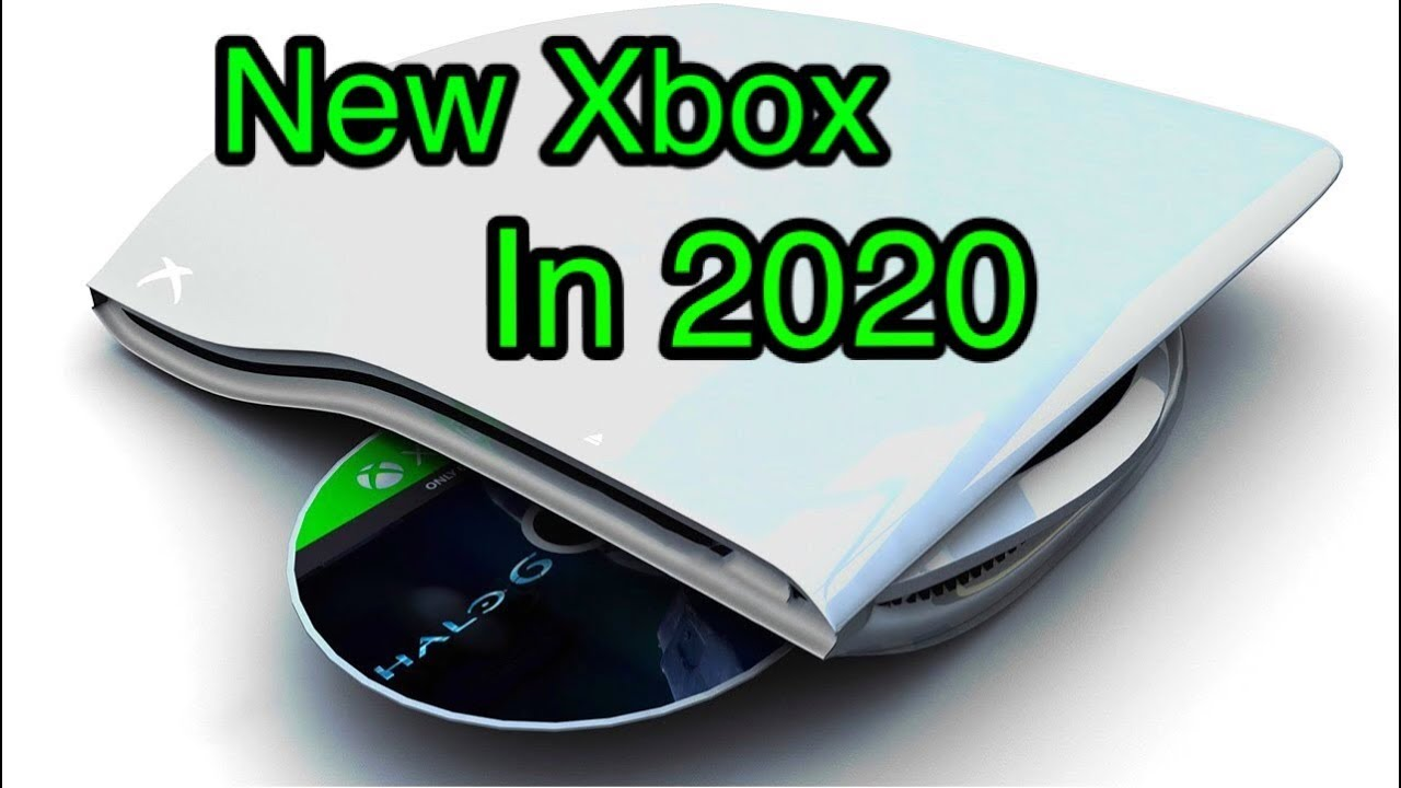 New Xbox 2020 New Xbox releasing in 2020 and it's being called Scarlet