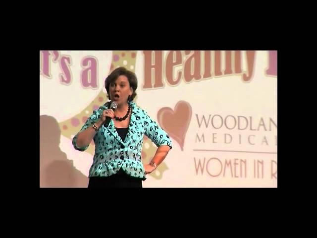 Jane Jenkins Herlong | Humorist Shares Her Funny Keynotes (Demo Reel)