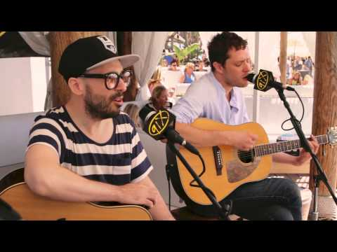 OK Go - Here It Goes Again (acoustic) - Live at the WaveHouse