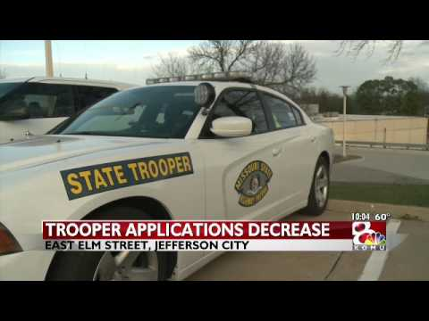 Missouri State Highway Patrol searching for new troopers