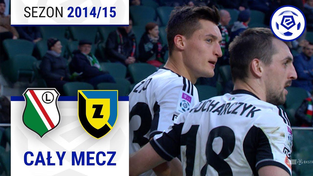 Legia Warszawa - Zawisza Bydgoszcz [2. połowa] sezon 2014/15 kolejka 28