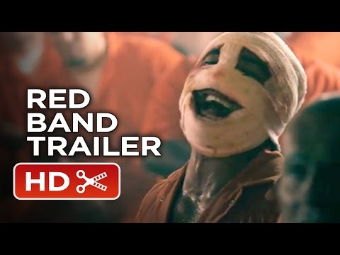 The Human Centipede 3 (Final Sequence) TRAILER 2 (2015) - Horror Movie HD