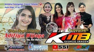 Live KMB MUSIC //SANJAYA MULTIMEDIA //ARS SOUND JILID 2 //Karangrejo Srimulyo Gondang 18 Juli 2019