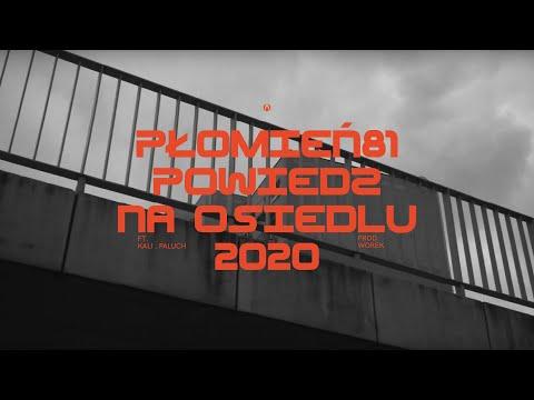 Powiedz na osiedlu 2020 (prod. Worek) - feat. Kali, Paluch