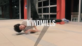 How To: WINDMILLS!