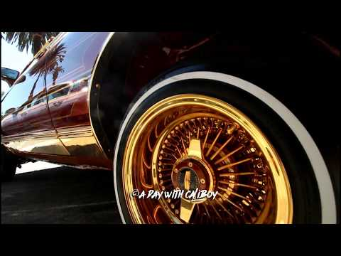 Lowriders at Elysian Park 06/25/2017 (raw footage)
