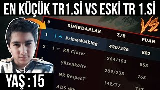 15 YAŞINDA TR CHALLENGER 1.Sİ vs ESKİ TR 1.Sİ  LoL Pit