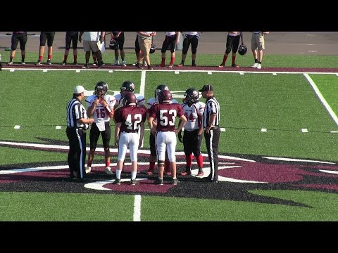 Dexter JV Bearcats at Poplar Bluff Aug 29 2016
