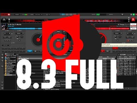 Descargar Virtual DJ 8.3 Full 2019 (LINK CORREGIDO)