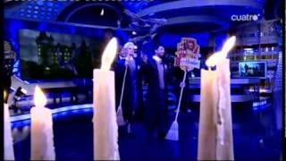 EL HORMIGUERO: HARRY POTTER: EL MUSICAL (CON SORAYA)
