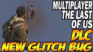 The Last of Us New Glitch bug como ficar invisível no mapa Subúrbios PS4