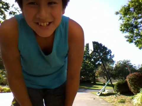 First vlog:Basketball 1v1 me vs Omz playz