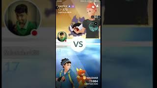 My Pokémon GO Stream!! Raid battles !!